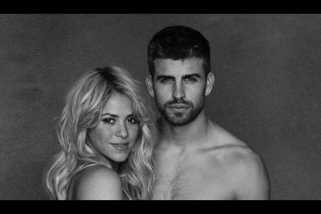 Shakira et Gerard Piqué, des futurs parents généreux.