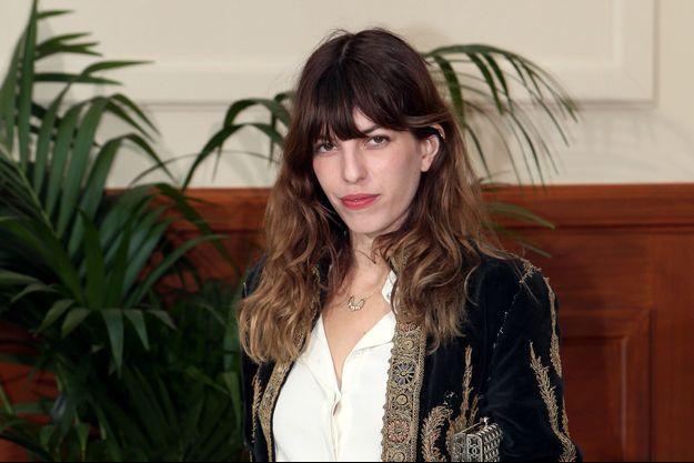 Lou Doillon au défilé Chanel du 10 mars dernier à Paris
