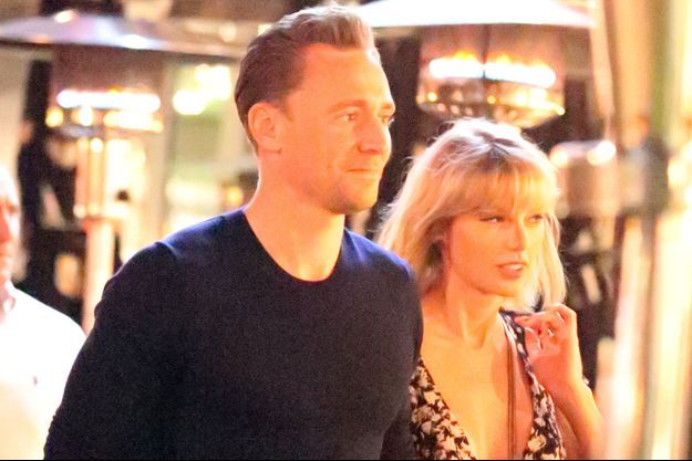 Taylor Swift et Tom Hiddleston à Sidney en Australie, 2016