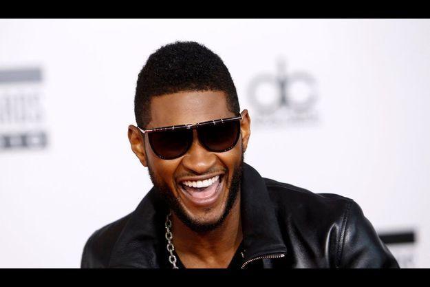 Usher a obtenu la garde de ses deux fils.
