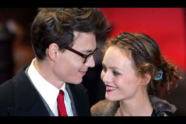 Le couple en 2004