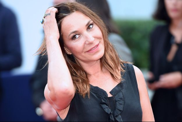 Zazie au Festival du film de Deauville le 5 septembre dernier.
