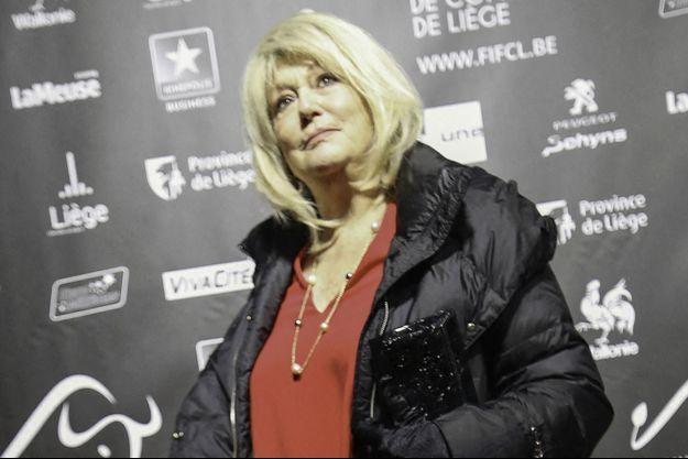 Mylène Demongeot au Festival du film de Liège en novembre 2019