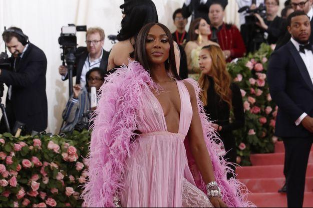 Naomi Campbell à New York, le 6 mai 2019