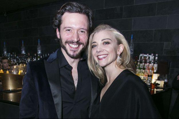 Natalie Dormer et son compagnon David Oakes