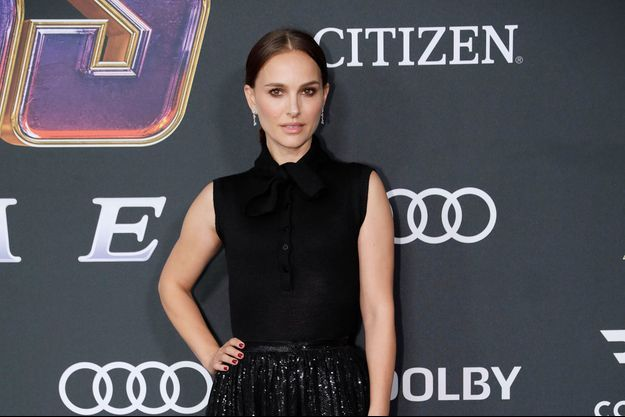 Natalie Portman à Los Angeles, le 22 avril 2019