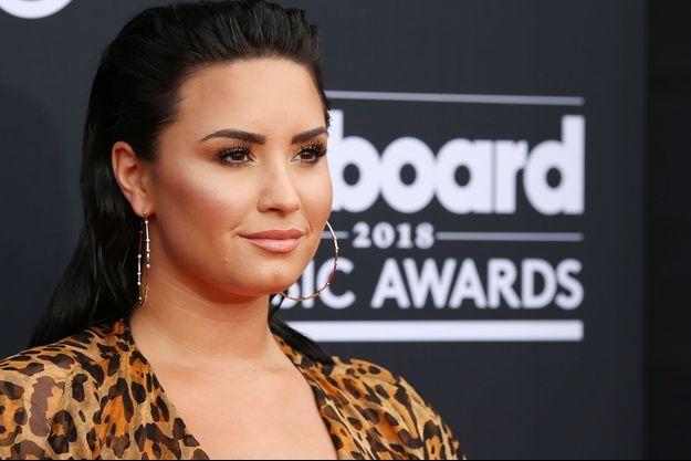 Demi Lovato en mai 2018.