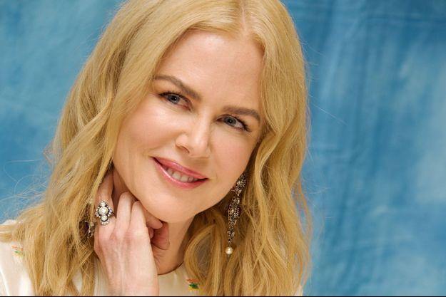 Nicole Kidman en juin 2016.