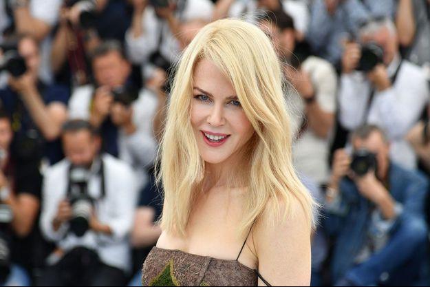 Nicole Kidman au Festival de Cannes