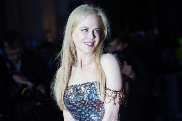 Nicole Kidman en 2016.