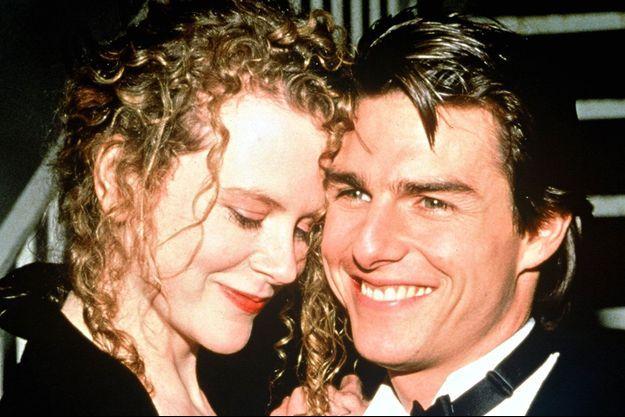 Nicole Kidman et Tom Cruise en 1998