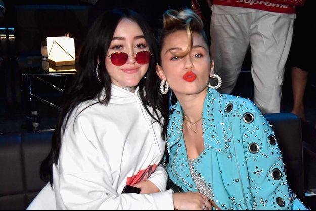 Noah et Miley Cyrus