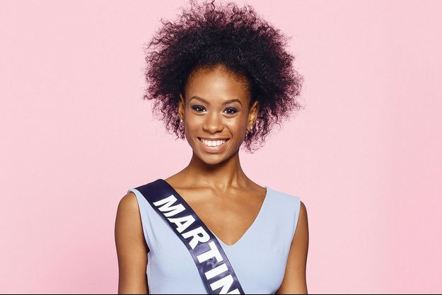 Olivia Luscap, Miss Martinique 2018