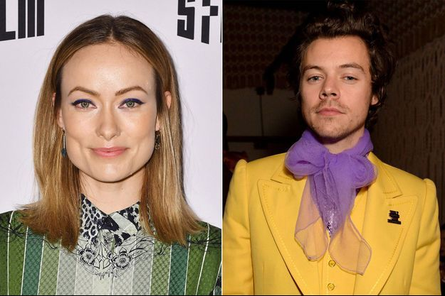 Olivia Wilde et Harry Styles