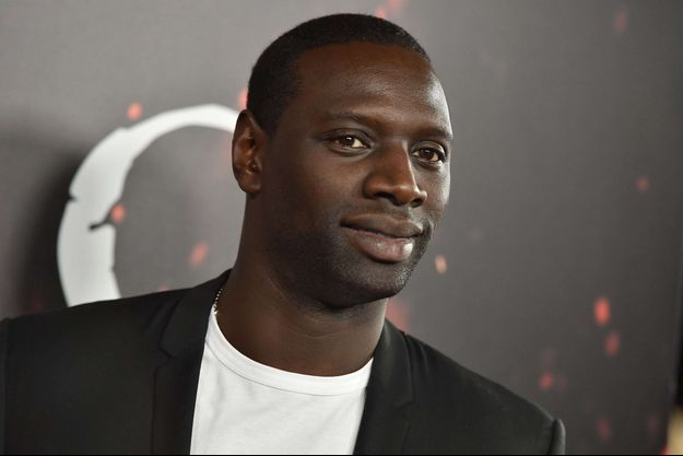 Omar Sy, le 25 octobre 2016 à Los Angeles.