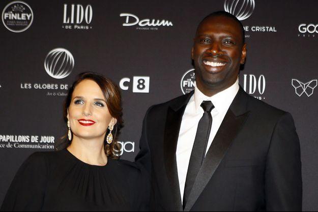 Hélène et Omar Sy