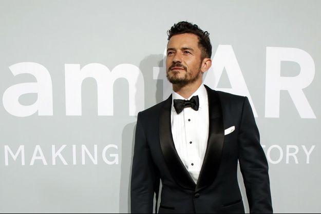 Orlando Bloom, à Cannes, en juillet dernier.