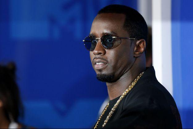 P.Diddy aux MTV Video Music Awards en 2016 à New York