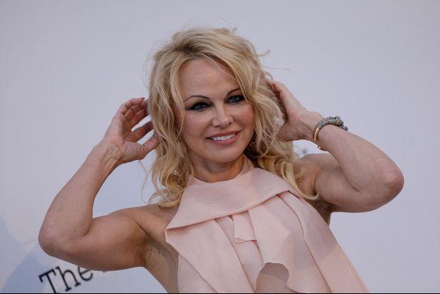 Pamela Anderson en 2019