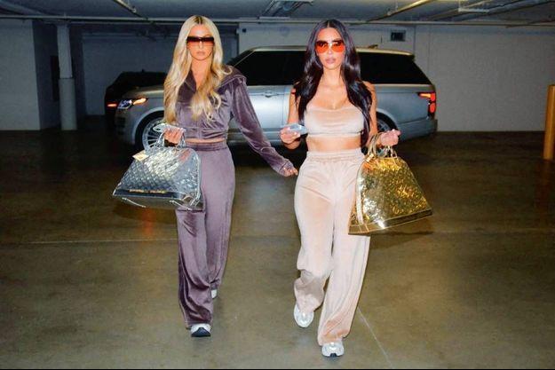 Paris Hilton & Kim Kardhashian quand l'élève dépasse le maître
