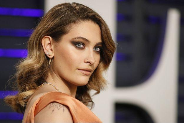 Paris Jackson aux 91ème Academy Awards de Vanity Fair à Los Angeles