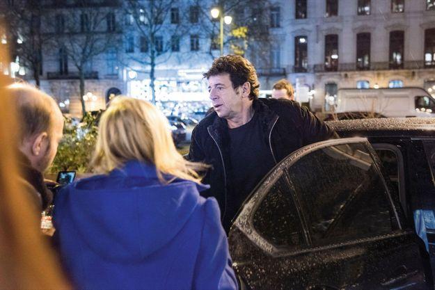 A l'avant-première du « Meilleur reste à venir », le 28 novembre à Bruxelles. Le film sort en France le 4 décembre.