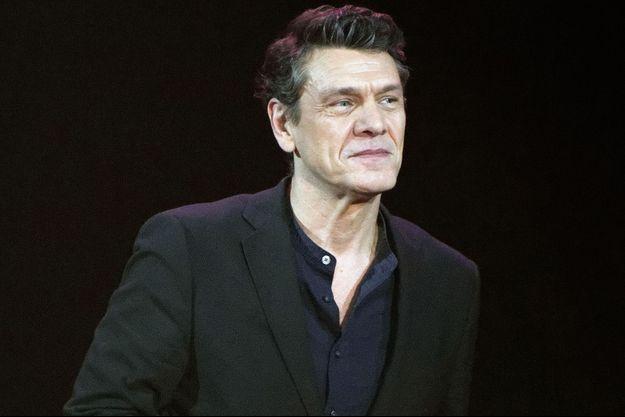 Marc Lavoine en 2016.