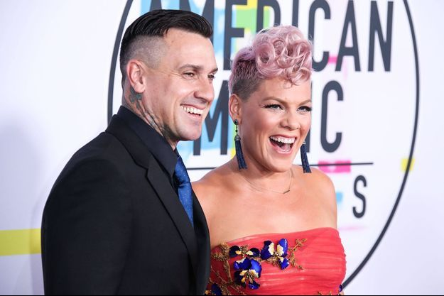 Carey Hart et Pink