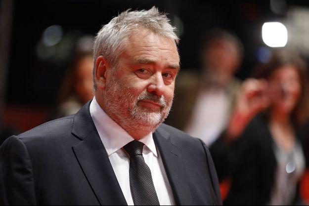 Luc Besson au festival de Berlin, en février dernier.