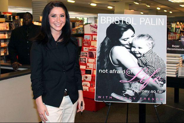 Bristol Palin, photographiée en 2012.