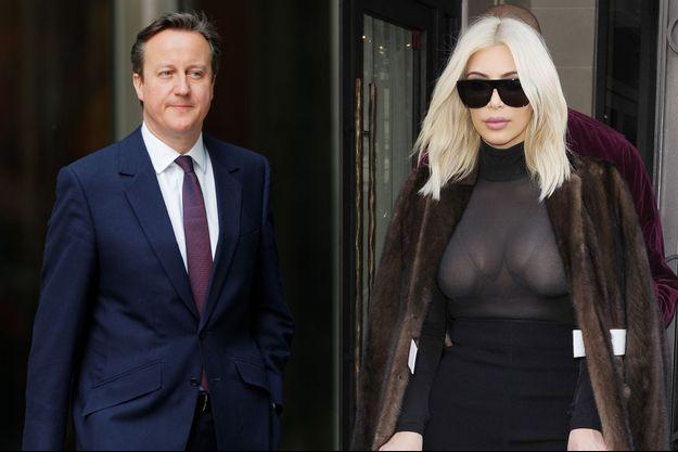 "David Cameron, prochain héros de ""L'incroyable famille Kardashian"" ?"