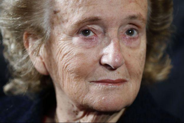 Bernadette Chirac en novembre 2012.