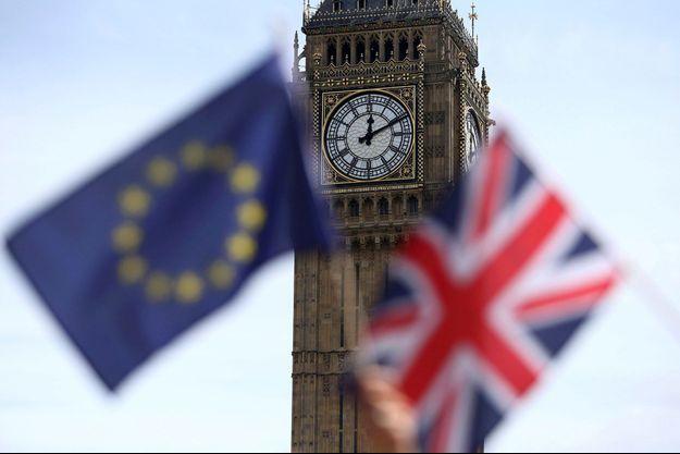Le Royaume-Uni a voté pour le Brexit, jeudi 23 juin 2016