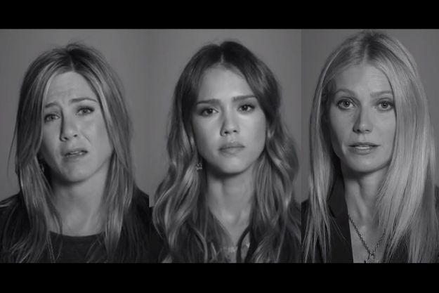 Jennifer Aniston, Jessica Alba, Gwyneth Paltrow