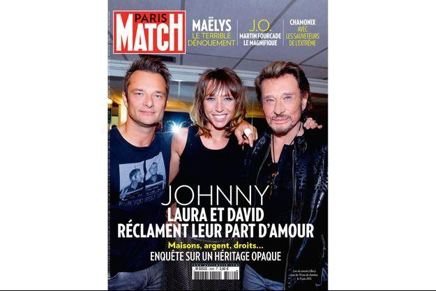 Lors du concert à Bercy pour les 70 ans du chanteur, le 15 juin 2013.