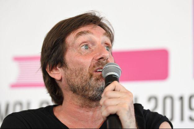 Pierre Palmade en juin 2019, à Nice.