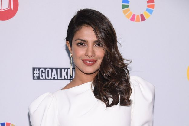 Priyanka Chopra le 19 septembre à New York.
