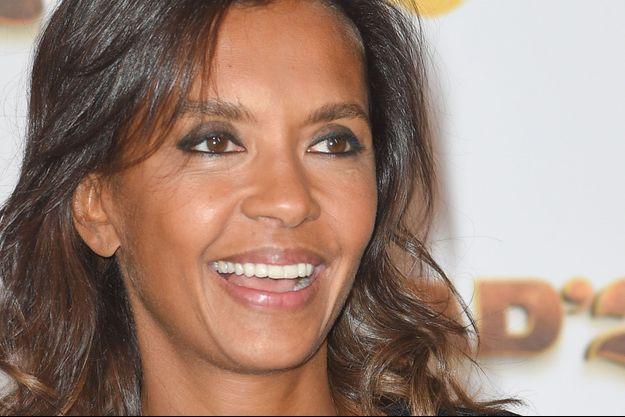 Karine Le Marchand en septembre 2018, à Paris.
