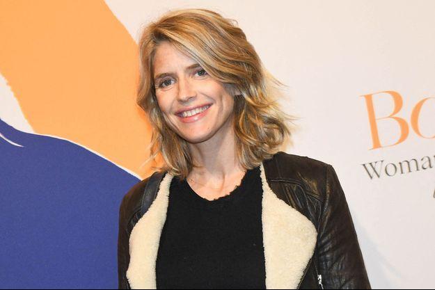 Alice Taglioni, ici en novembre 2019.