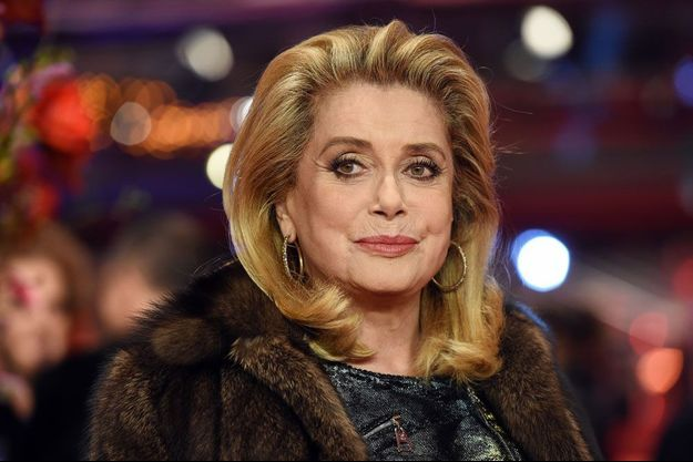 Catherine Deneuve à la Berlinale