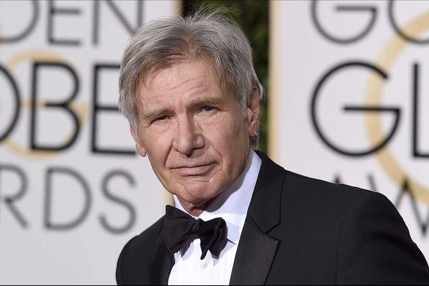 Harrison Ford le 10 janvier 2016 à Beverly Hils.