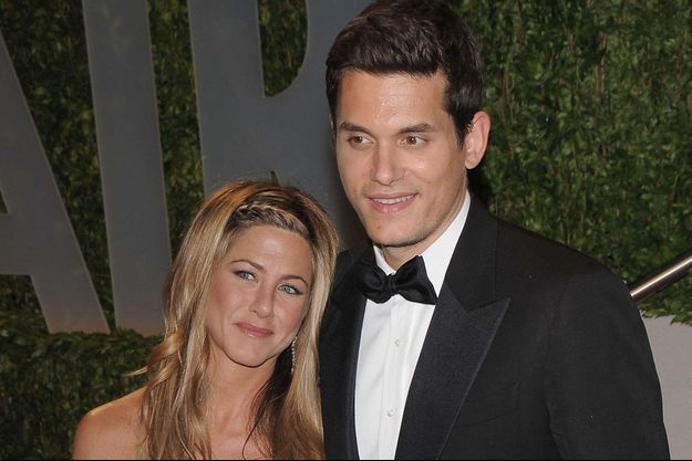 Jennifer Aniston et John Mayer en 2009