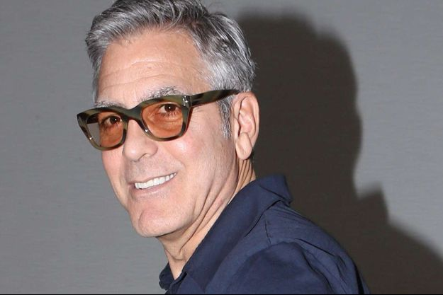 George Clooney à Los Angeles en mars 2017.