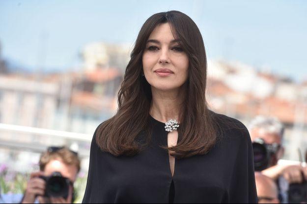 Monica Bellucci le 17 mai 2017 à Cannes.