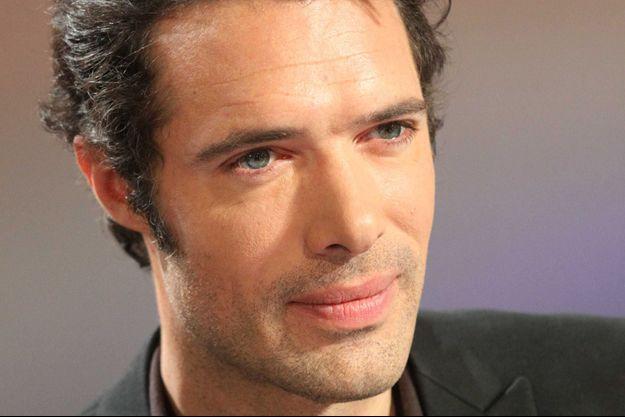 Nicolas Bedos en janvier 2017.