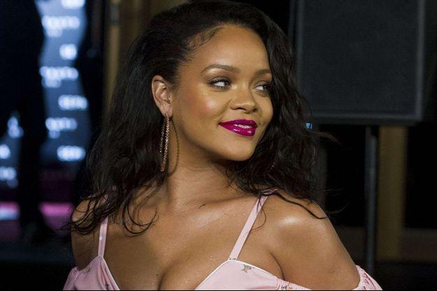 Rihanna en 2017.