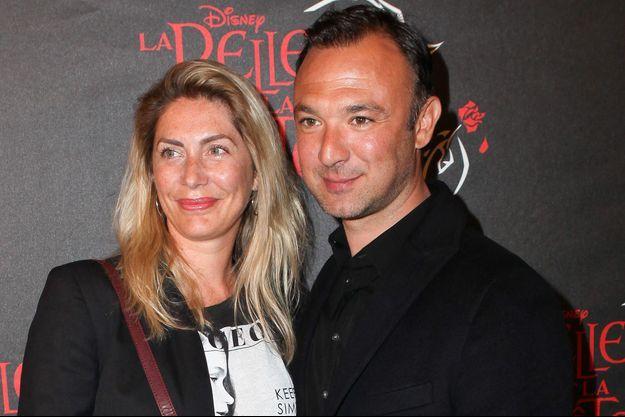 Alexandre et Anne-Laure Devoise en 2014.