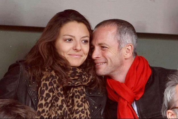 Samuel Etienne et sa femme Helen en 2010.