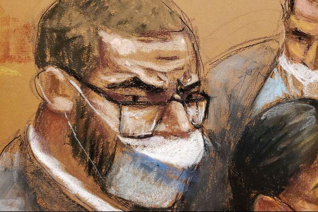 R. Kelly, a été reconnu coupable lundi par un tribunal de New York de crimes sexuels.