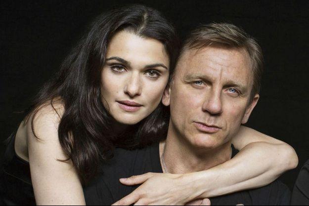 Rachel Weisz et Daniel Craig